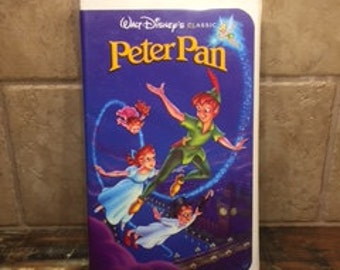 Disney Black Diamond -Peter Pan VHS