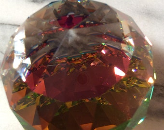 Authentic Swarovski Clear Crystal Ball