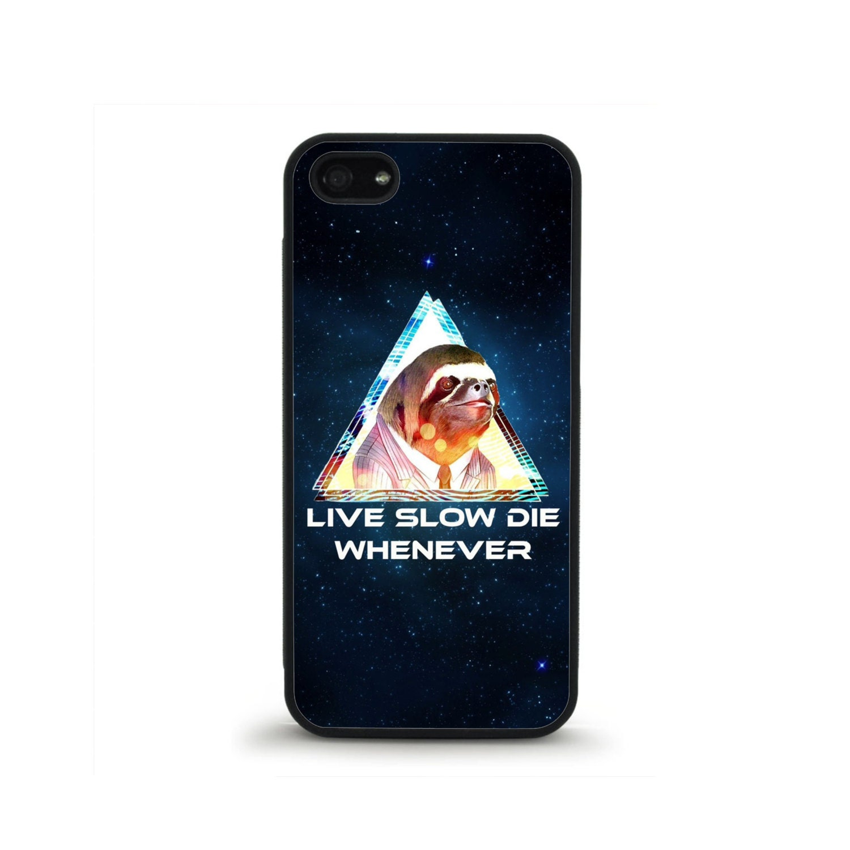 Sloth Case iPhone 4/4s 5/5S 5C 5SE 6/6 plus 7/7 Plus