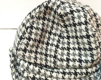 Vintage Herringbone hat