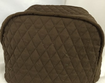 Brown 2 Slice Toaster Cover