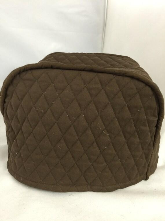 brown 2 slice toaster cover. Black Bedroom Furniture Sets. Home Design Ideas