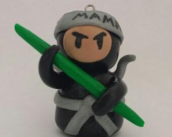 Ninja Figurine