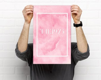 The 1975 Poster: Pink
