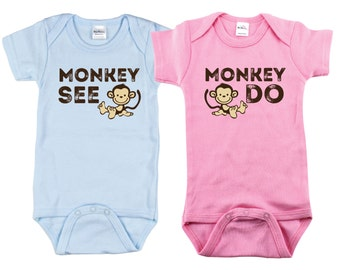Twin Boy and Girl Baby Gift 2 piece set Baby gift for Twin Boy and Girl
