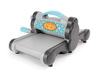 Sizzix fabi Starter Kit (Gray & Turquoise) # 659500