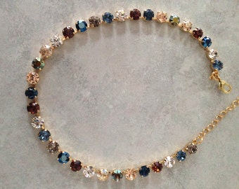 Handmade swarovski crystal