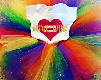 Onesie-Love Wins