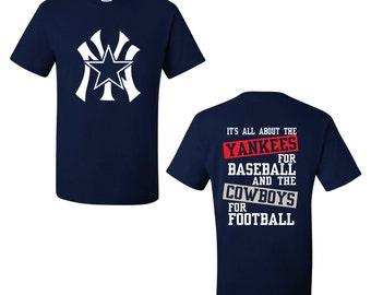 Yankees for Baseball Cowboys for Football