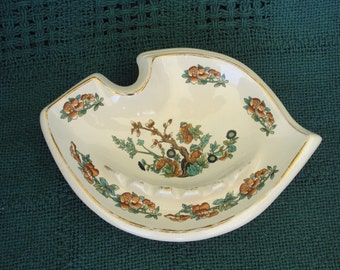 CLEARANCE Vintage Original California Ashtray; Vintage Ceramic Ashtray