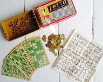 Lotto, antique game