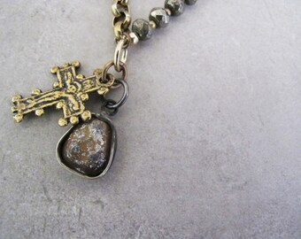Pyrite Spirit Necklace