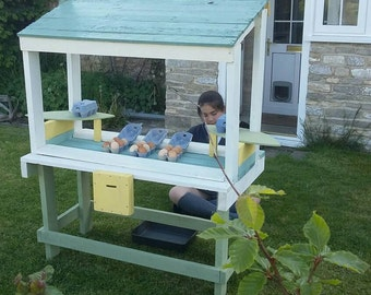 Egg stand/ small market stand