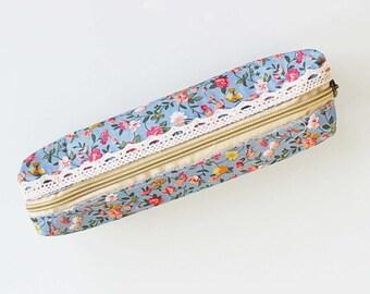 Floral Pencil Case 01