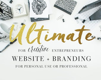 Custom Website Design, Brand Design, Logo Design, Photography Website, Squarespace Website , Custom Blog, Wedding Planner Website