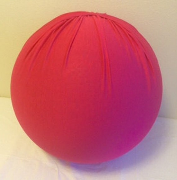 Stability Ball For Labor: Birth Ball Cover With Handle Exercise/Yoga Ball Cover
