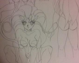 Felicia/Darkstalkers Concept