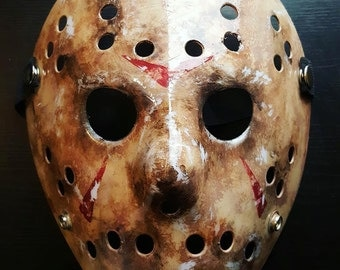 Friday the 13th: 2009 Remake Jason Mask Replica