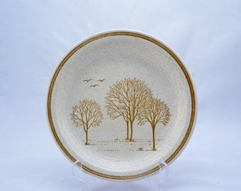 Churchill Stonecast small plate, stoneware, from the 1980s