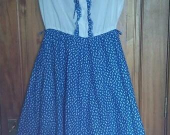 Vintage Summer Day Dress