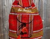 Mexican Mochila Backpack ...