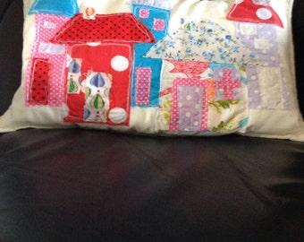 Cottage design cushion