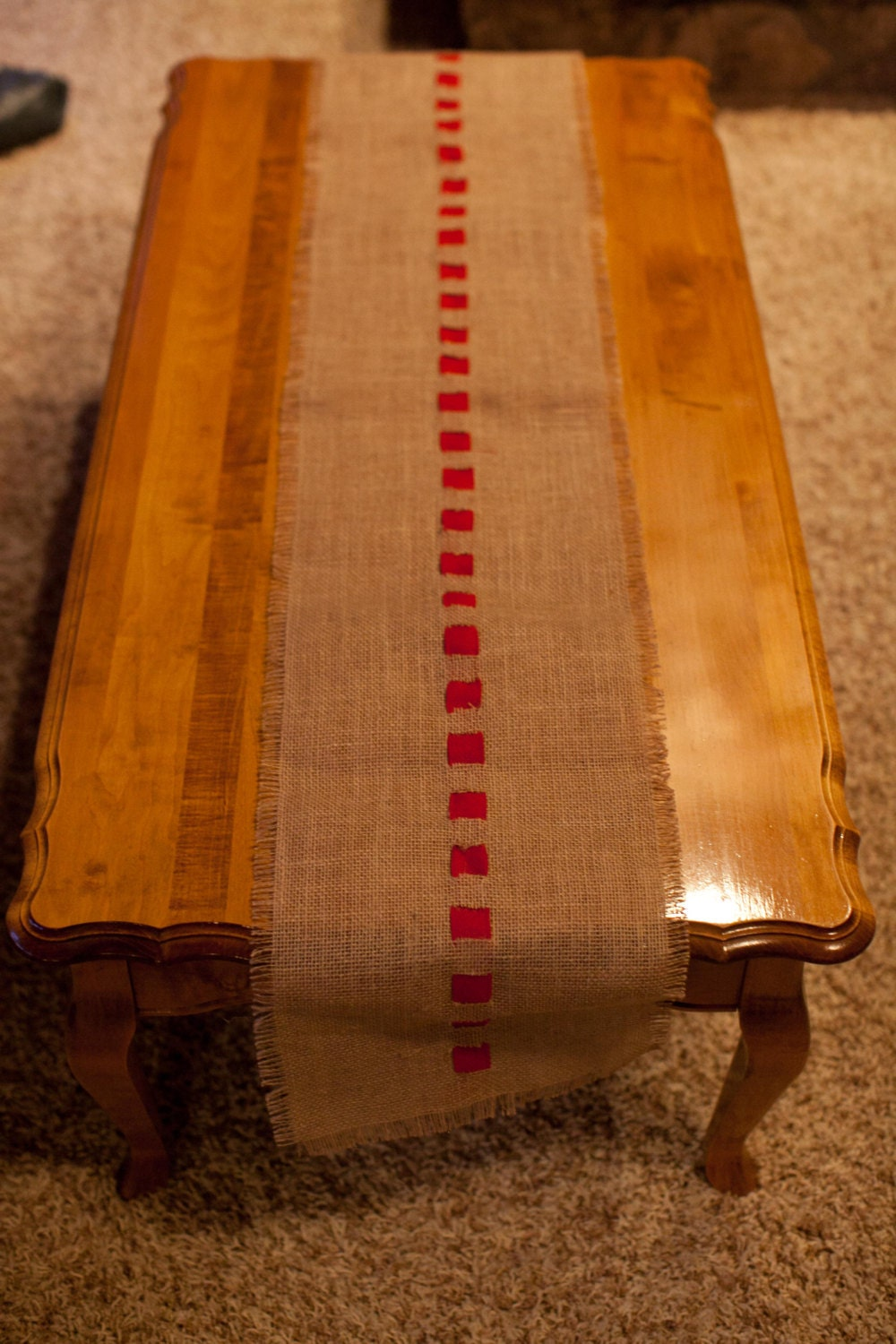 3 foot burlap table runner for 12 ft table runner