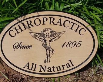Chiropractic Chiropractor Gifts Chiropractic Wall Art Chiropractor Sign Chiropractic Graduate