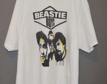 Beastie Boys white T-shirt