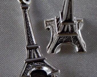 5 Eiffel Tower Charms