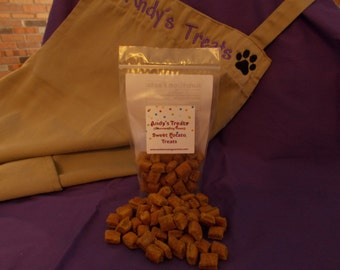 Sweet Potato Treats - Gourmet Dog Treats