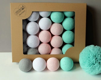 Cotton Balls Mariposa 20 items