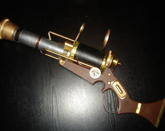 Steampunk Pirate arquebus gun handmade crafty cool
