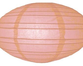 """16"""" Pink Saturn Paper Lantern - 16SAT-PK"""