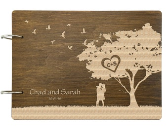Wedding Guest Book Tree, Guestbook Wedding, Wedding Guestbook, Guest Book, Guestbook, Personalized Wedding Gift, Custom Guest Book