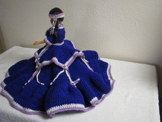 Items similar to indian princess doll by fibre craft on etsy for Fibre craft 18 inch doll