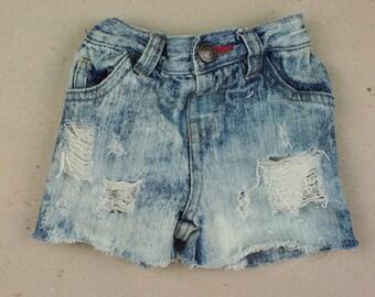0-3m Baby Boy Shorts