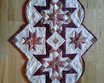 Awesome Quilted Table Topper