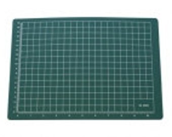 Cutting Mats, Green, 8-1/2 by 12 Inches | KNF-105.00