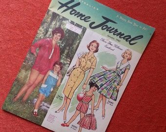Australian Home Journal. 1961 magazine.