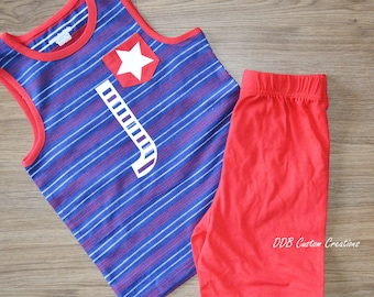 Fourth of July Boys Outfit