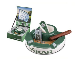 Xikar The Links Gift Set Limited Edition - Cigar Accessories