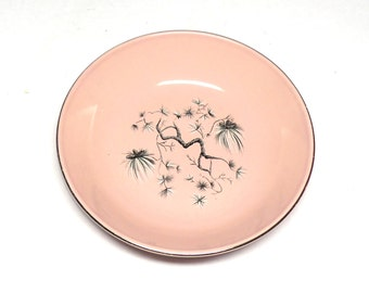 Vintage Handpainted Catchall Dish