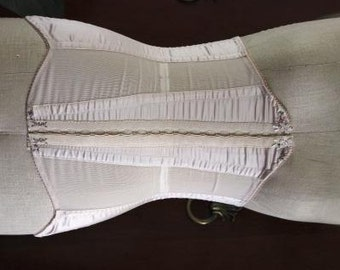 Egyptian cotton under the bust soft corset or in-between