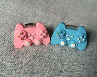 Playstation Video Game Controller Ring