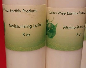 Moisturizing Lotion for Extra Dry Skin