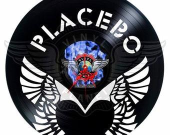Vinyl Wall Clock PLACEBO