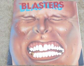 The Blasters  vinyl record