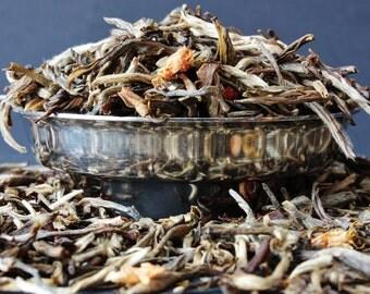 Jasmine White Tea - Jasmine Tea - White Tea - Loose Leaf Tea - Tea - Tea Gift