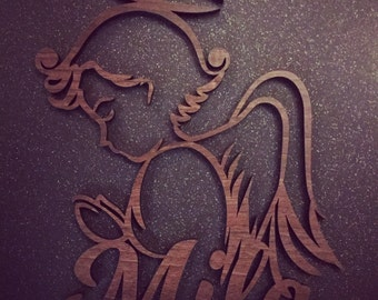 Commemorative plaques for loved ones lost